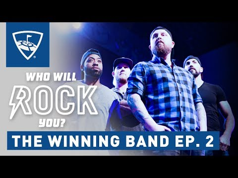 Who Will Rock You | The Winning Band Episode 2: The Revival | Topgolf