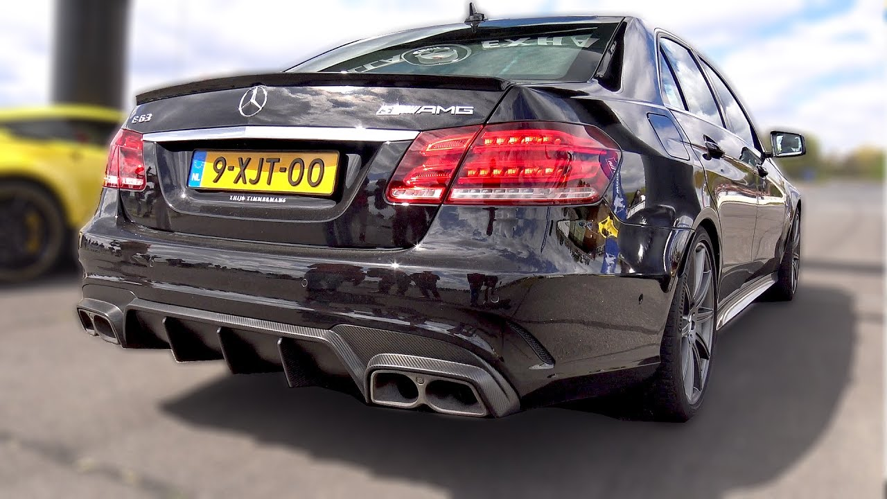Mercedes 4 Matic >> BRABUS Mercedes-Benz E 63 AMG S 4Matic V8 Biturbo - YouTube