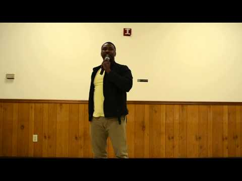 Orators Event Mar 27 2015-Wellington Juku-Comedian