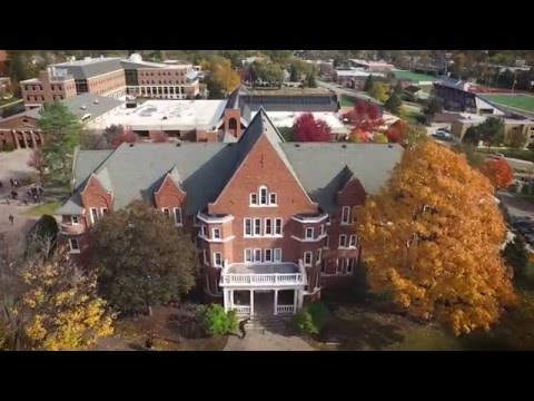Wheaton College Campus Tour - Residence Life