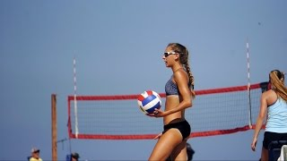 Natalie Winter | Class of 2019 | AAU Beach Volleyball West Coast Junior Olympic Games
