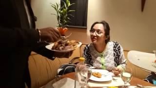 MUMBAI: Isabella Fawzi & Chikita Fawzi India Foodie (Marissa Haque Ikang Fawzi)