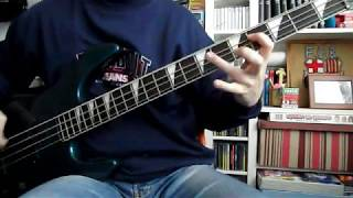 BAD RELIGION - Punk rock song (bass cover)