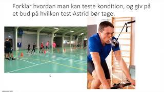 Idræt b Case   Astrid - Jacob Pauli