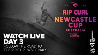 WATCH LIVE The Rip Curl Newcastle Cup - Day 3