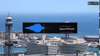 Space Whoosh - SOUND EFFECT / Stock Footage