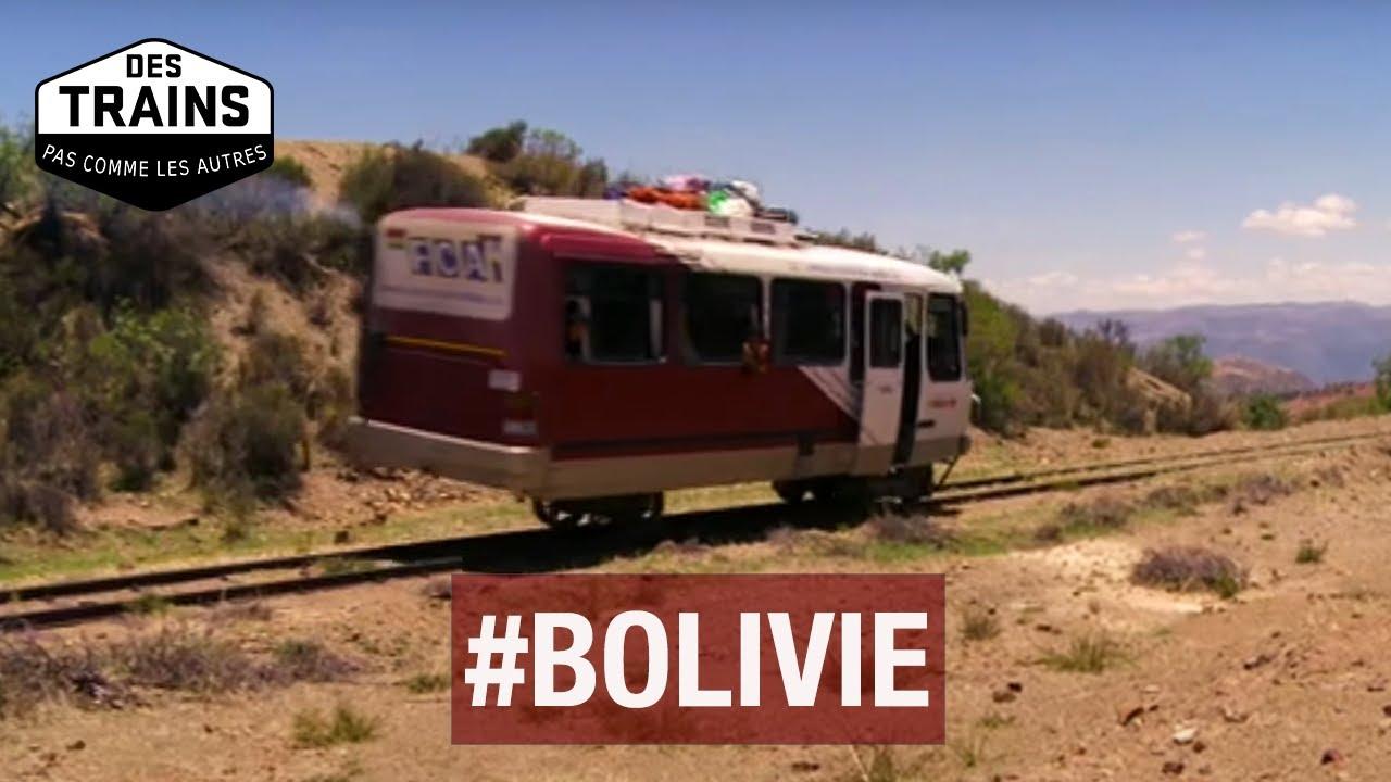 Des trains pas comme les autres - Bolivie  - Documentaire voyage