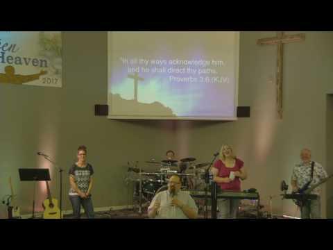 Jeff Sandman- Family Harvest Church -Cheyenne Live Stream