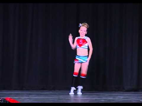 "Shontaya Smedley ""Bend and Snap"" Hip Hop. Created by Rebecca Davies"