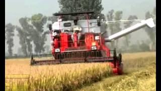Dasmesh Combine Harvester Promo
