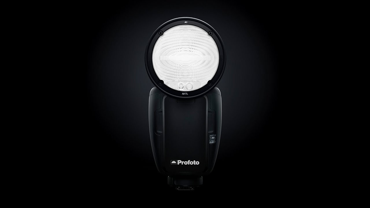 Profoto A1 - The world's smallest studio light | Profoto