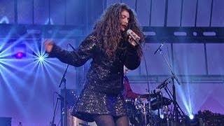 Live On Letterman - Lorde: Ribs