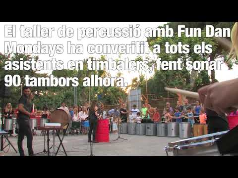 L'Escola de música de Valldoreix celebra el fi de curs