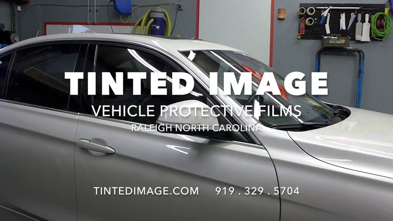 Installing 3m Fx Hp Window Film Raleigh Window Tint By Tinted