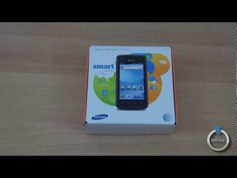 Samsung Rugby Smart Unboxing - BWOne.com