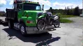 Ford L 9000 Dump Truck
