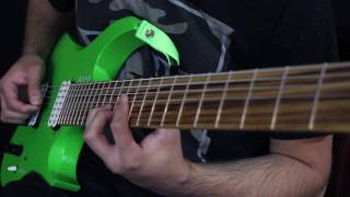VOLUMES - Feels Good - Guitar Cover (Instrumental) - Andrew Baena