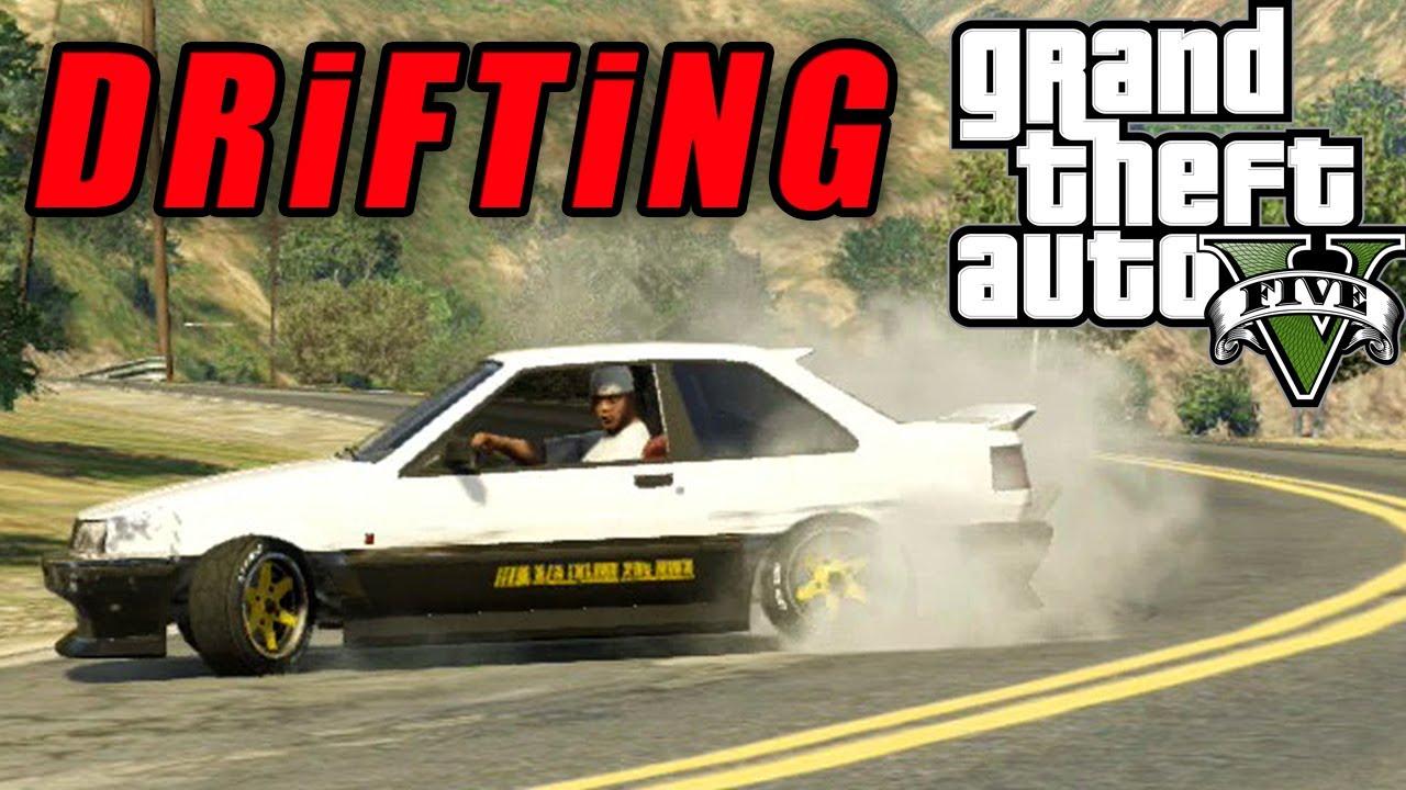 Gta Drifting Everyday Drift Edit Youtube