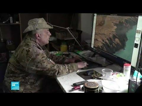 ريبورتاج: متطوعون يدعمون الجيش الأوكراني على حدود البلاد  - نشر قبل 2 ساعة