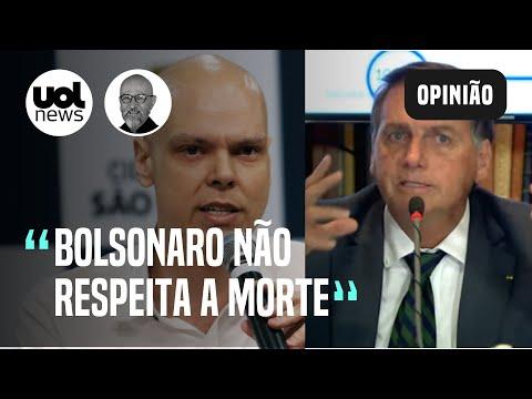 Bolsonaro se refere