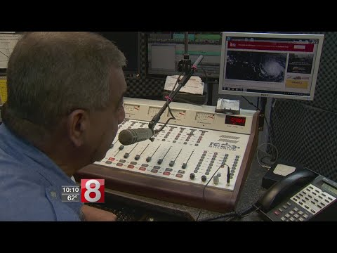 Local radio station gives updates from Puerto Rico to people in Connecticut