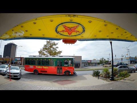 JFK Trolley tour in Dallas