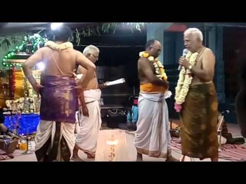 29th Radha kalyanam at BHEL Ranipet by Trichy Jayarama Bhaghavathar(Ex-BHEL)