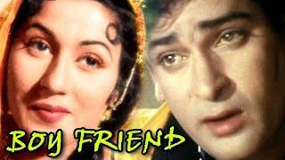 Boy friend (1961) hindi full movie | shammi kapoor movies | madhubala movies | hindi classic movies