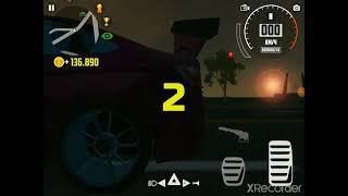 как пройти дрэг в игре Car Simulator 2