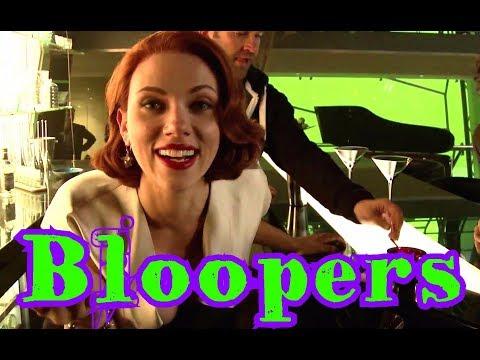 Marvel - Bloopers