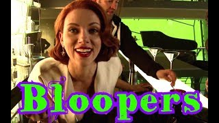Marvel - Bloopers