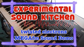 ESK -  twisted electrons MEGAfm Sound Demo