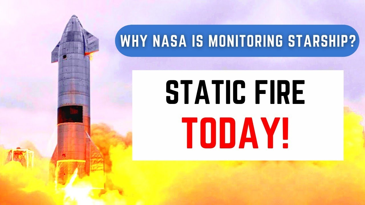 Download Starship 20 Static Fire Imminent, Mechazilla Arms | What caused Astra Launch Failure? | Blue Origin