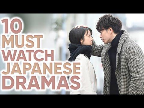 10 Romantic Japanese Dramas To Binge Watch! [Ft. HappySqueak]