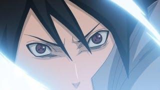 Naruto Shippuuden OST 2 - Midaregami + Kokuten - Sasuke