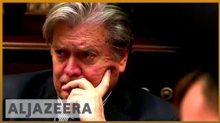 Steve Bannon out as Trump's top strategist