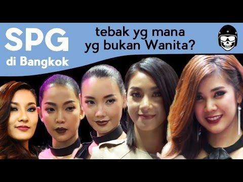 Travel Vlog - Bangkok Motorshow 2017
