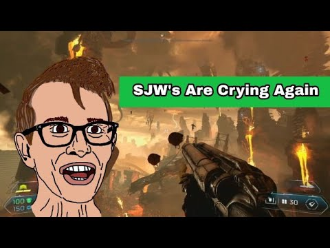 Doom Eternal Makes SJW's Cry & Normal People Are Laughing At Them