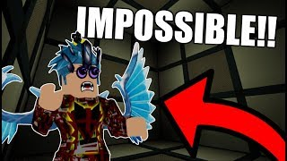 The Creator of Pokemon Fighters EX's SECRET NEW GAME is IMPOSSIBLE!! - Roblox Cube