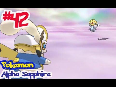 "Pokémon Alpha Sapphire - Ep42 จับ ยูคุซี่ ""Uxie"" โปเกม่อนในตำนาน"