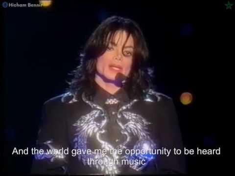Michael Jackson -  Inspiring Words