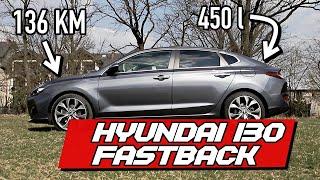 Hyundai i30 Fastback 1.6 CRDi 136 KM: Łapie spojrzenia - #275 Jazdy Próbne