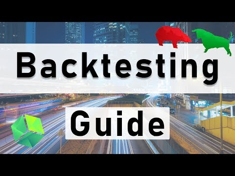 Advanced Backtesting Guide | Forex / CryptoCurrency Automated Trading