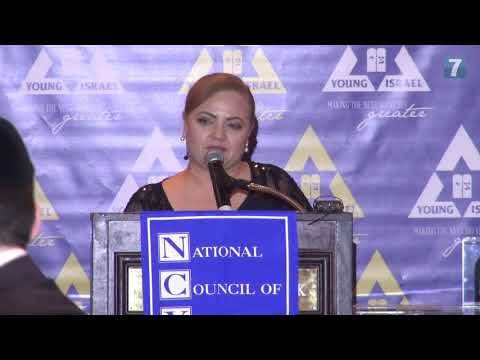 Consul General of Guatemala speaks at NCYI event in NY