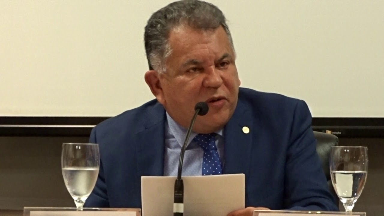 Sebastião Carlos Gomes de Carvalho - Discurso de Posse