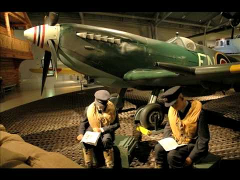 Norway, Bodo, National Airplane museum, 300 photos