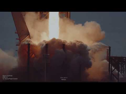 SpaceX Bangabandu Sat-1 Falcon 9 Block 5 BTS w/slomo,  Ryan Chylinski for SFI