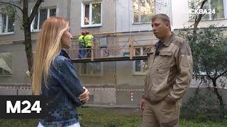 видео реставрация фасадов в москве