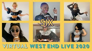 SIX The Musical's Virtual West End LIVE | Performance, Q&A and more - in collaboration with Sky VIP