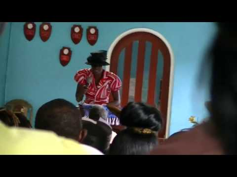 "The SMH Show-Jamaica, (Bonus) SMH: ""Sermon Message Hot!"""